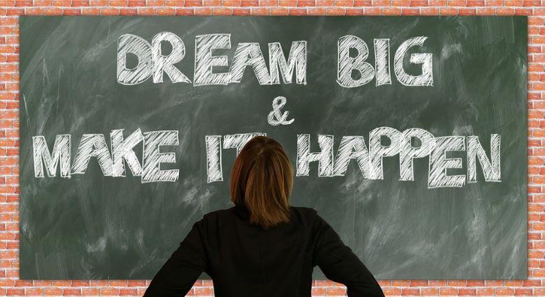 夢を叶えるような幸せな人生が良い