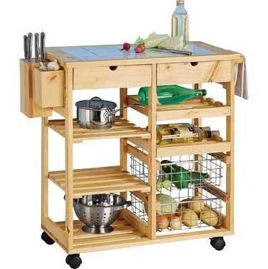 Ikea Hack Kitchen Trolley