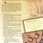 Heirloom Gardener, Copper Plant Markers, Winter 2010-2011 p1