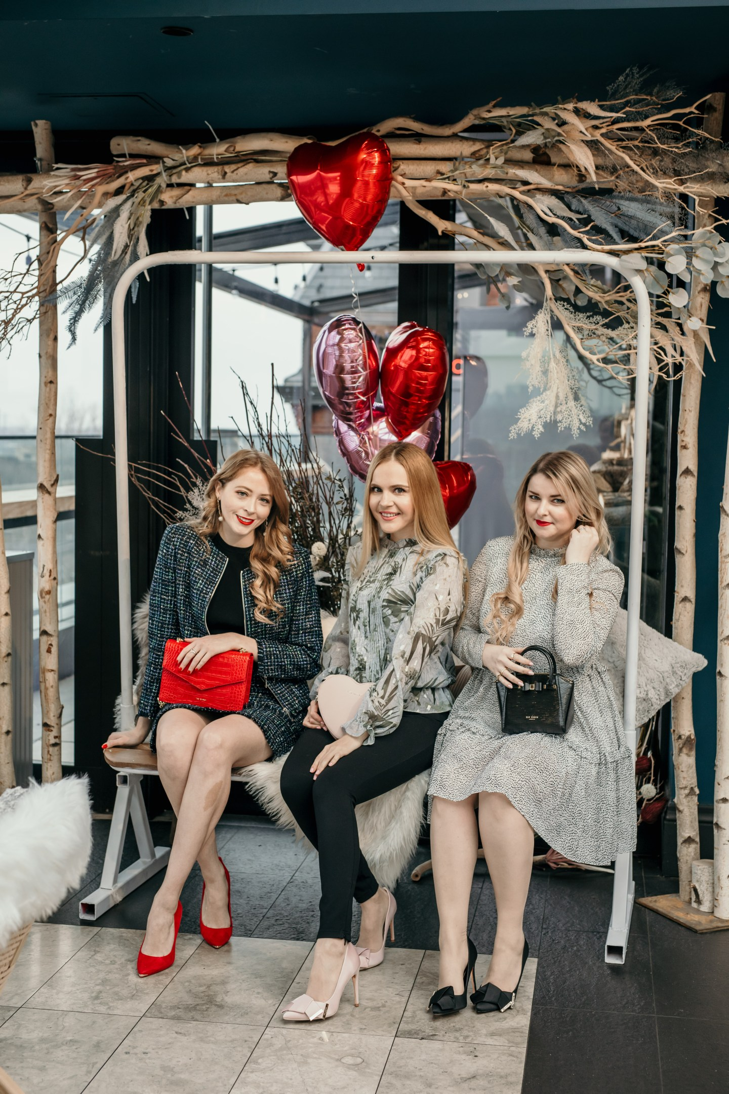 Galentines Brunch At The Broadview Hotel