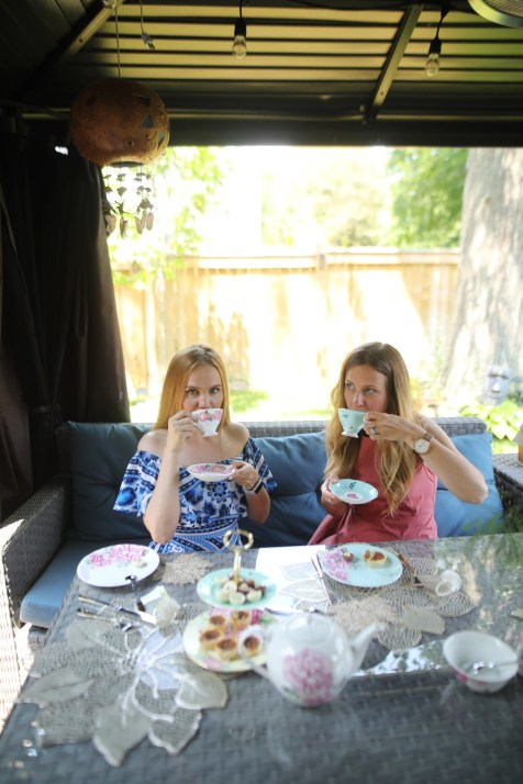 Tea Party With William Ashley
