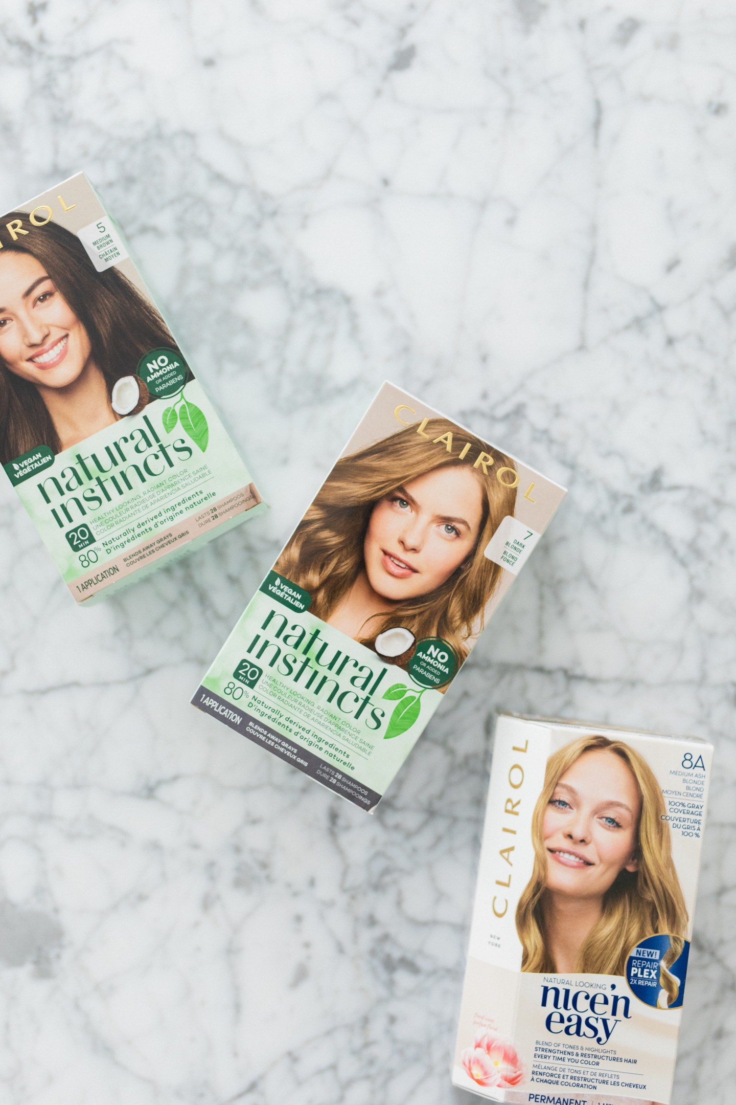 Clairol Natural Instincts: How To Colour Hair At Home