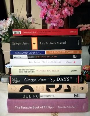 Oulipo books