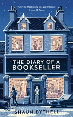 Diary bookseller shaun bythell profile