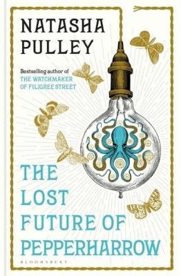 Lost Future of Pepperharrow natasha pulley