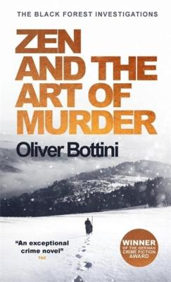 Zen and the Art of Murder by Oliver Bottini