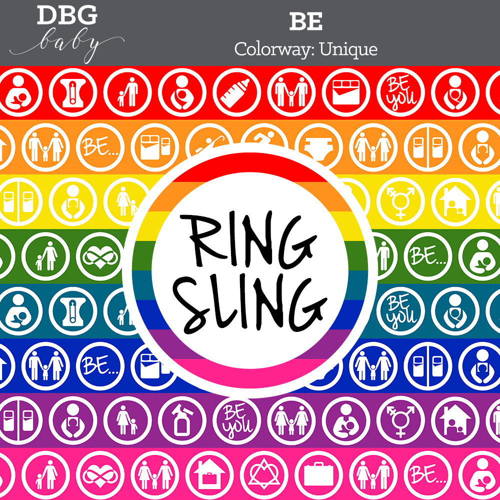 BE unique ring sling