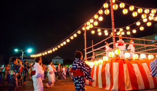【2019年版】麻生区内の7月と8月の夏祭りの紹介(新百合ヶ丘や柿生周辺の盆踊り大会など)