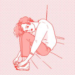 80sbaby(personal illustration)