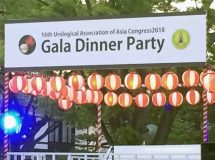 Gala Dinner Party 参加♪