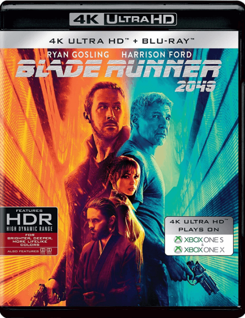 Blade Runner 2049 DVD Blu-ray Online at Best Prices in India