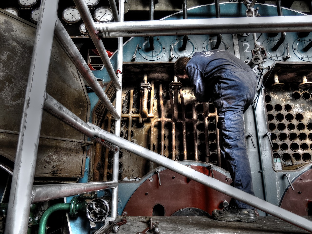 Boiler Alarms And Trips | 5 Common Boiler Safety Devices