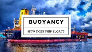 Why Do Ship Float on Water but Needle Sinks?