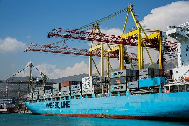 What Are Container Ship ? - Its Type, Dimension And Function