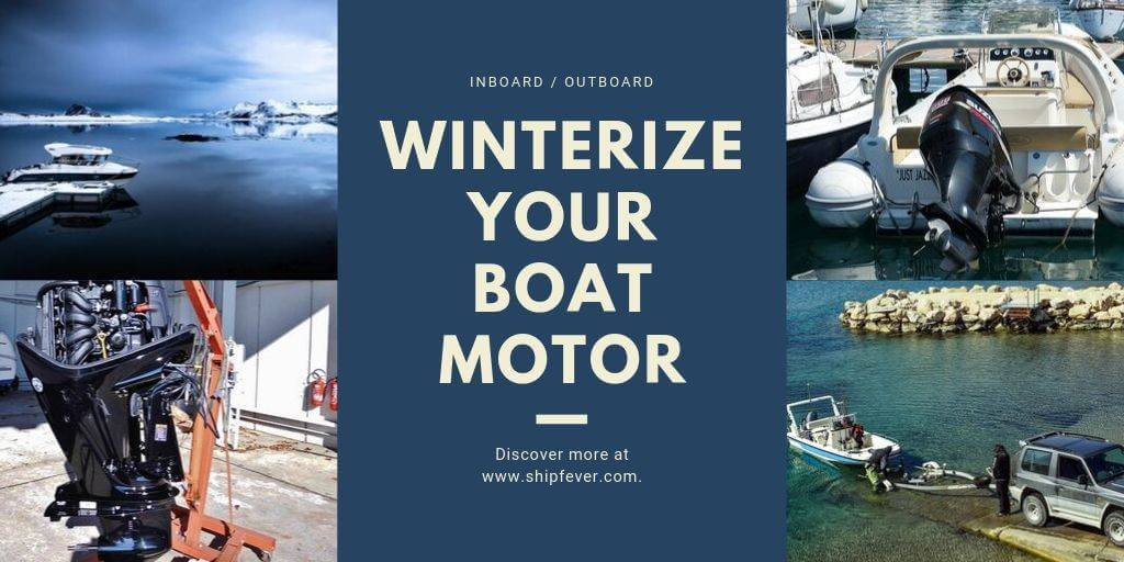 How To Winterize Your Boat Motor ( ALL Types ) | Easy Guide