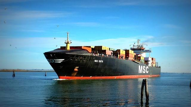 MSC Gulsun - Worlds largest container ships