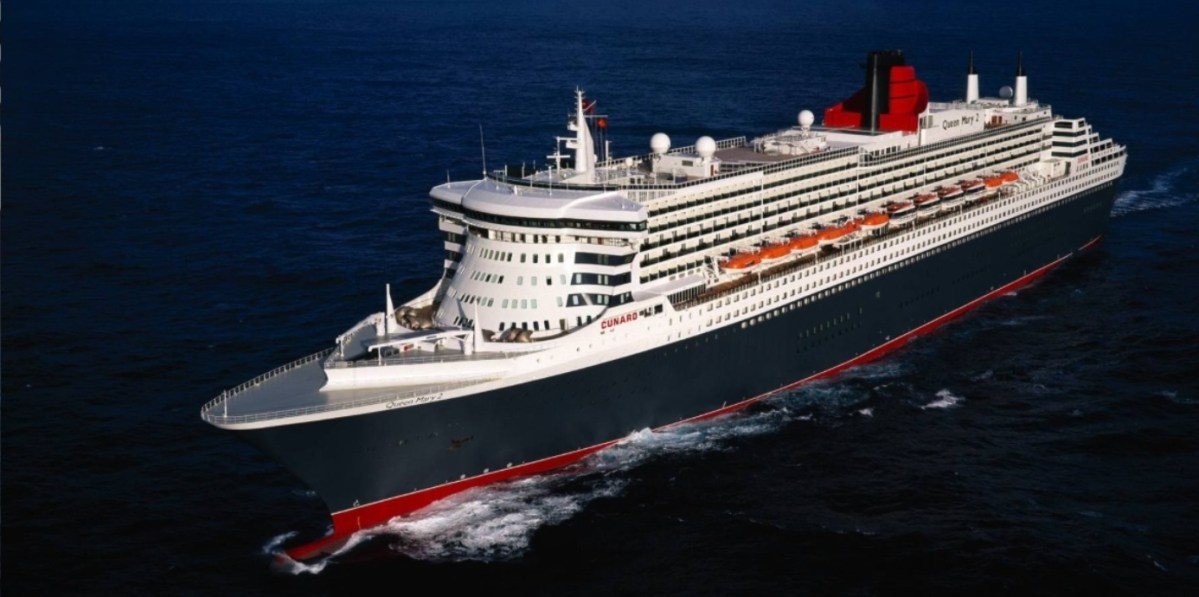 QM2 v Titanic II - how do they compare?