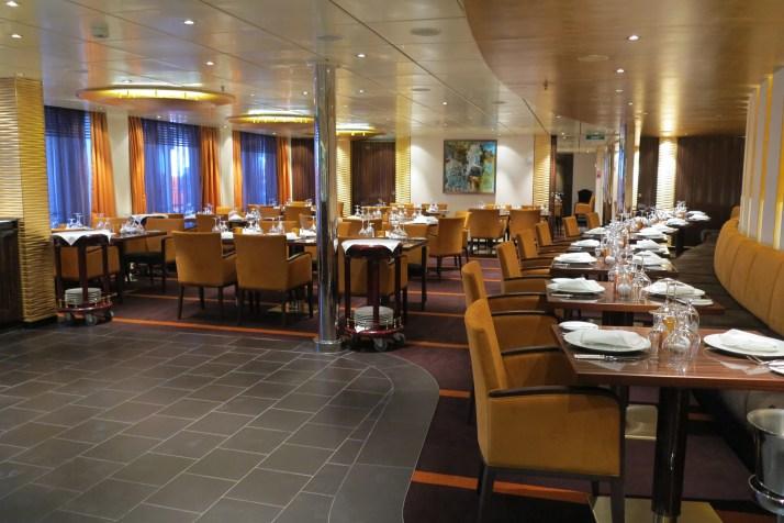 Hot stuff: The Fahreinheit 555 steakhouse