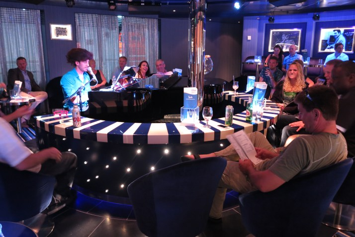 Lively: A singalong at the Piano Bar