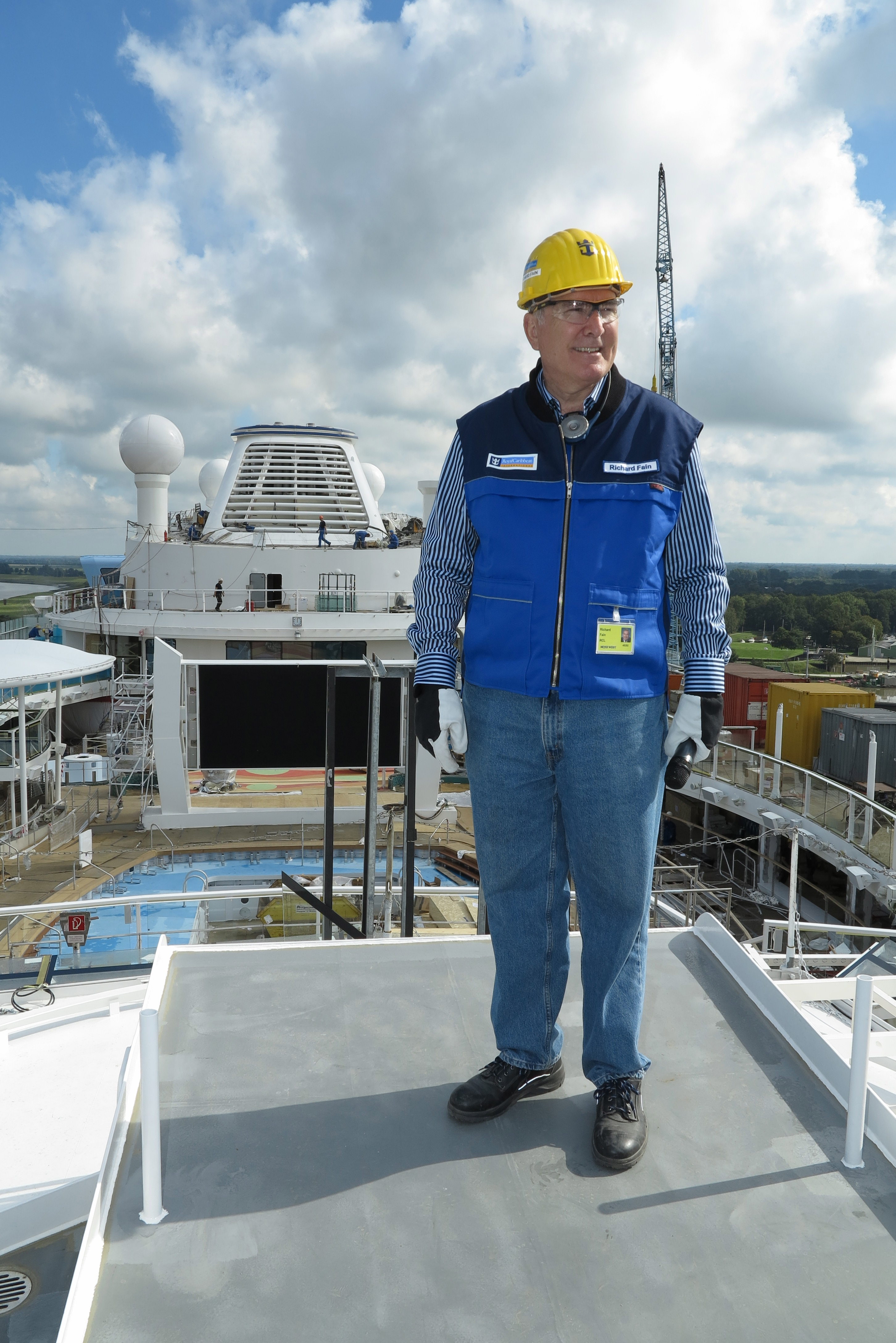 A Guided Tour Of Quantum Of The Seas By Royal Caribbean