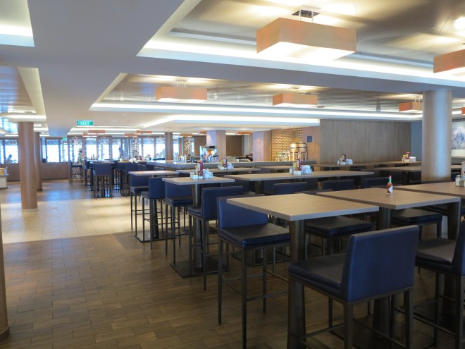Buffet the hunger slayer: The Garden Cafe