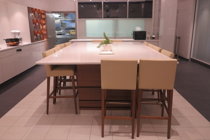 Cookery school: The Kitchen Table