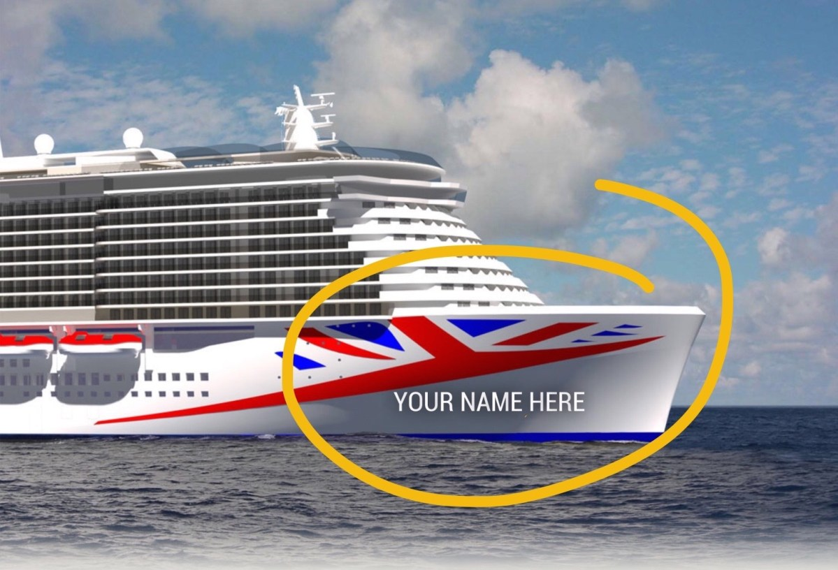 Name The New P Amp O Cruises Ship And Win Yourself A Place In