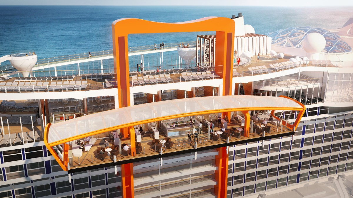 Celebrity Edge will come to Southampton in May 2019