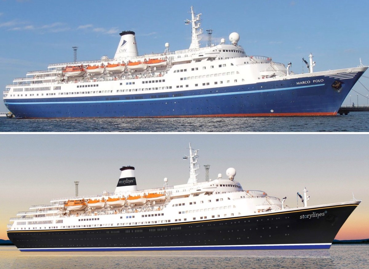 CMV answers speculation that Marco Polo is to be sold as 'floating luxury apartments'