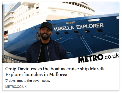 Read my 1,000-word review of Marella Explorer for Metro.co.uk