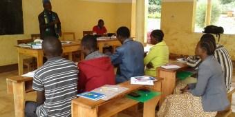 Ludewa District School Quality Assurer