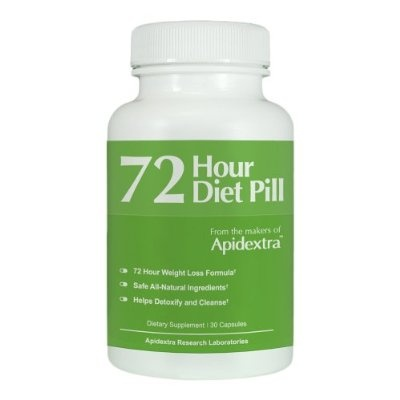 Apidextra 72 Hour Diet Pill Best Diet Pills To Burn Fat Fast All Natural Weight Loss Supplement Kickstart Your Weight Loss For Sale