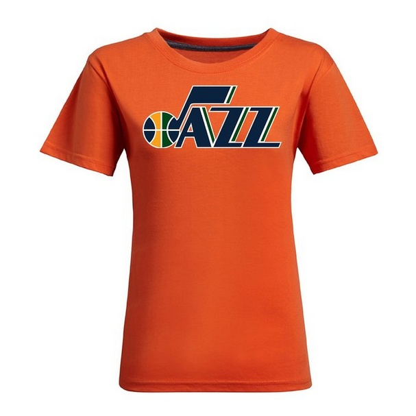 pick up 05615 66659 NBA Utah Jazz Women's Jersey T-Shirt (Orange)