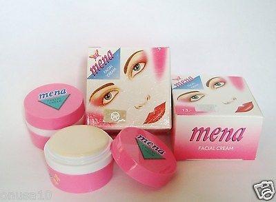 Mena Whitening Acne Dark Spot Facial Cream 2 pcs  – For Sale