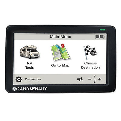 Rand McNally RVND7730LM 7 GPS Vehicle Navigation System
