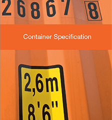 contspec - Pallet wide Containers