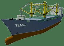 image for tramp vessel