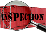 Featured image container inspection