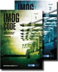 IMDG Code book