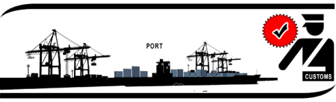 do ports have a responsibility to check customs release documents
