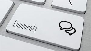 comments guideline - Comments Guideline