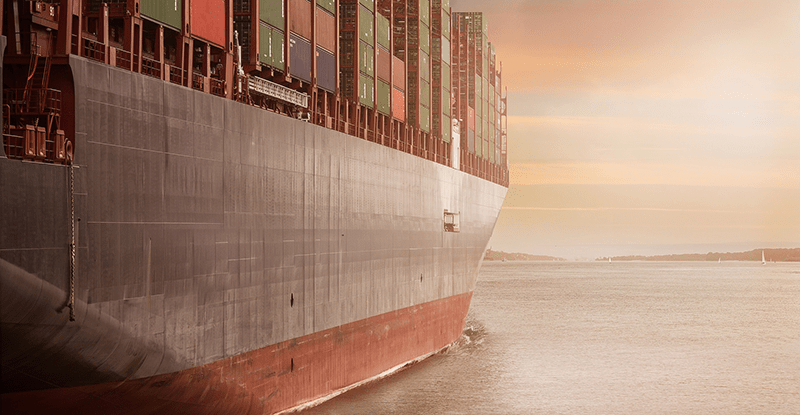 difference between maritime, shipping, freight, logistics and supply chain