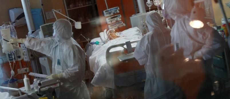 """アフリカコロナウイルス対策に""""輸送コンテナ""""CURAが移動式集中医療室へ輸送用コンテナで作られた病院がアフリカのコロナウイルスへの取り組みを支援?"""