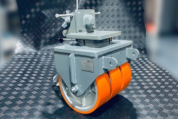 30 Ton Capacity ISO Container Castor Set