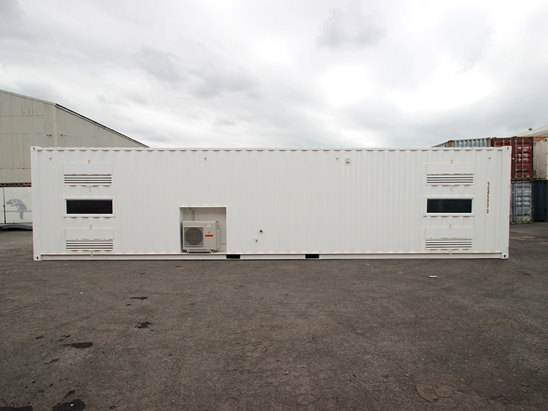 Container Holding Cell
