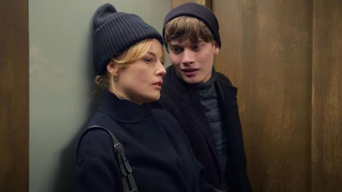 Max and Sofie in Love & Anarchy