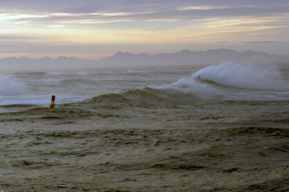 Rip current claims a life on the Long Beach Peninsula