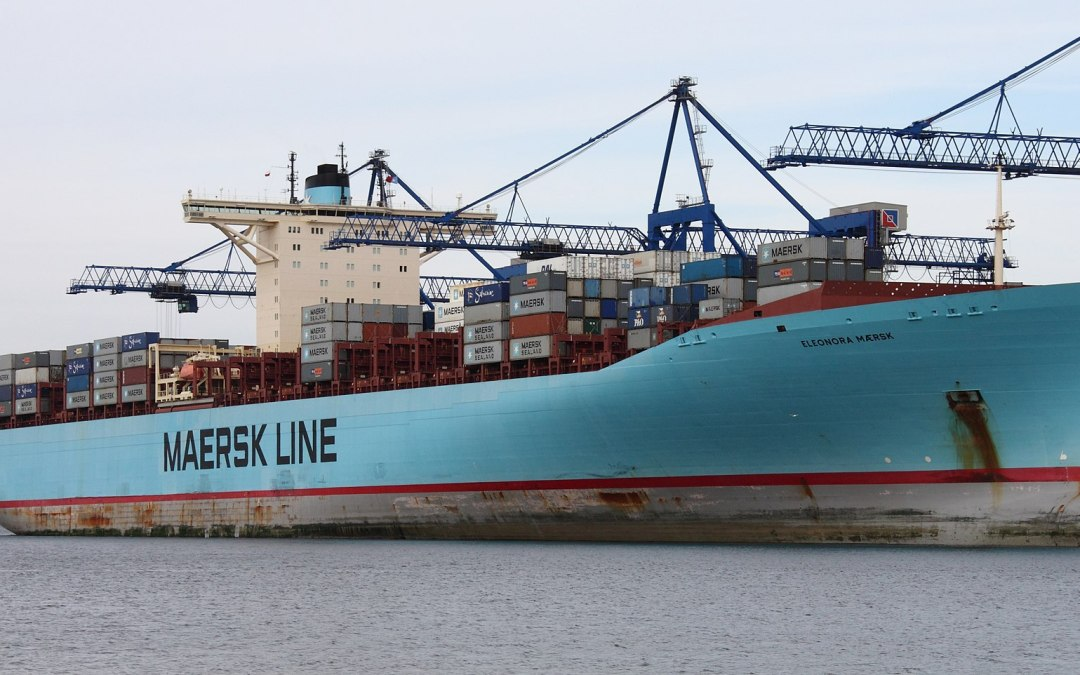 Maersk CEO calls for and end to new carbon fuel ships