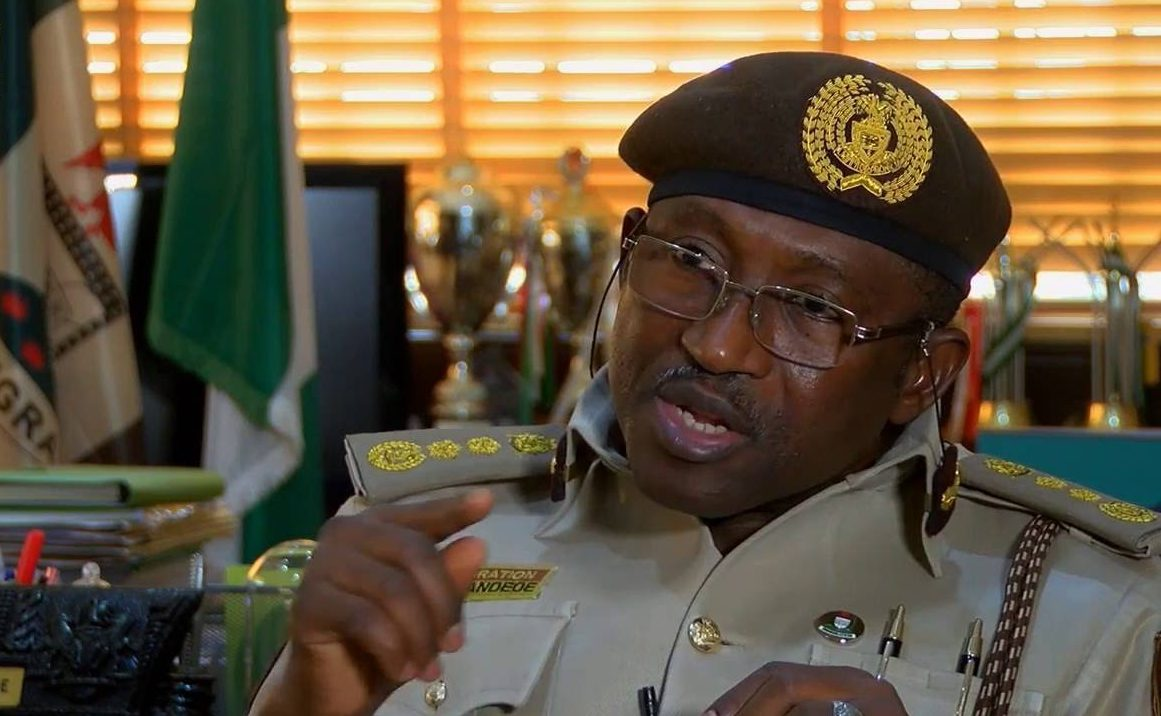 Technology Solution To Effective Border Management – nis