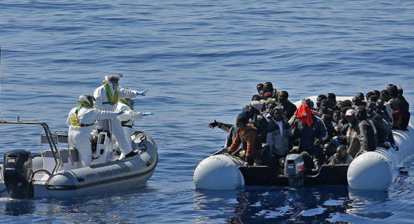 Up to 64 migrants drown in weekend sinking off Libya NGOs e1515428205276 - 3 migrants found dead in sea off Lanzarote